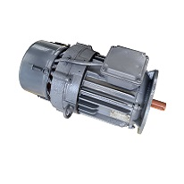 Silnik jazdy z hamulcem elektromagnetycznym SKe90 L4/8H